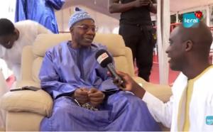 VIDEO/ Gamou 2021 à Mermoz Touba Ndiouroul: L'appel de Serigne Saliou Ndigeul Thioune aux fidèles...