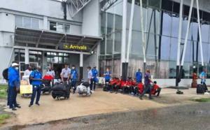 Manche retour tour préliminaire Coupe CAF: Diambars subit un accueil hostile des Nigérians