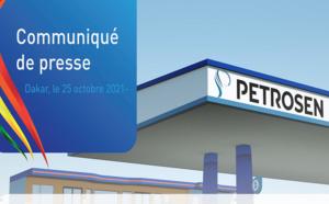 PETROSEN Trading & Services lance la première station-service « PETROSEN » à Diamniadio.