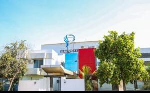 SUIVEZ EN DIRECT L'INAUGURATION DE LA PREMIERE STATION_SERVICE PETROSEN A DIAMNIADIO