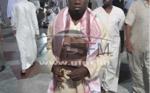 Pèlerinage: Djiby Dramé à la Mecque