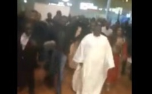 Vidéo-L'accueil magistral de Cheikh Bethio Thioune à Paris