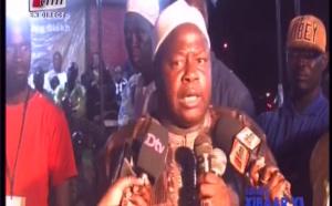 Les apéristes de Guédiawaye traitent khalifa Sall, Malick Gakou et Idy  de tous les noms doiseaux