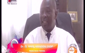 Yeewuleen : Dr El Hadji Amadou Diop s'intéresse à l'accident de travail