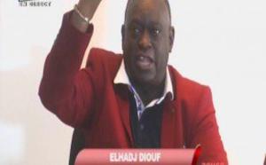Me El Hadj Diouf en colère contre une journaliste du Gfm