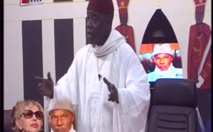 Le Président Abdoulaye Wade raconte sa rencontre avec Viviane Wade; version kouthia
