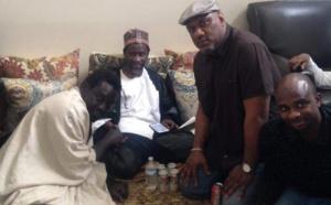 Célébration de la vie et l'héritage de Cheikh Ibrahim NIASS à Atlanta présidée par Cheikh Mahi CISSE