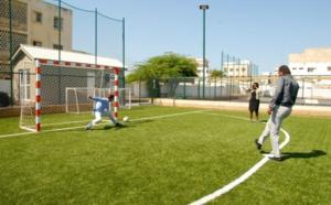 Salif Diao offre à son pays le Sénégal un centre de foot très moderne