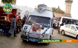 Vidéo-Ambiance et Temps forts du Magal Kazu Rajab 2016