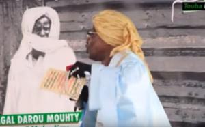 """Vidéo : Serigne Modou Kara dit être """"habité par des anges"""" qui le dictent…"""