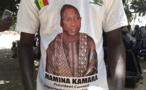 Bignona: Mamina Kamara appelle la jeunesse à être entreprenants