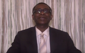Vidéo - Le retour de Kouthia sur la Tfm : Réaction de Youssou Ndour