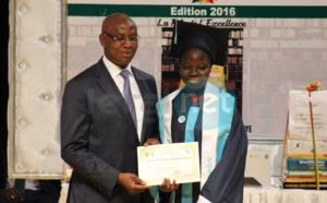 D'autres images de la remise de distinctions aux lauréats du Concours général