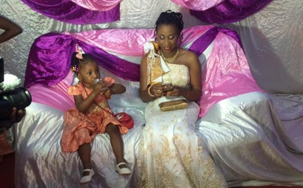 Mariage de Zeyna, la fille de Papis Konaté (Photos)