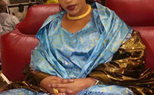 Cheikh Aïda Saliou en toute élégance