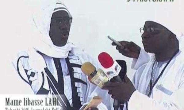 Sermon de Mame Libasse Lahi : 1ère partie Tabaski 2016