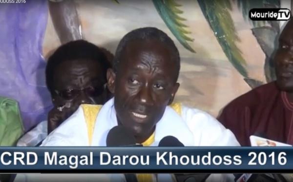 Les préparatifs du Magal de Darou Khoudoss vont bon train