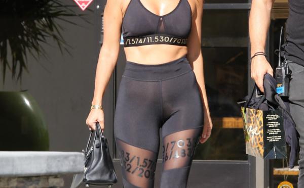 Photos : Kourtney Kardashian plus hot que Kim Kardashian?