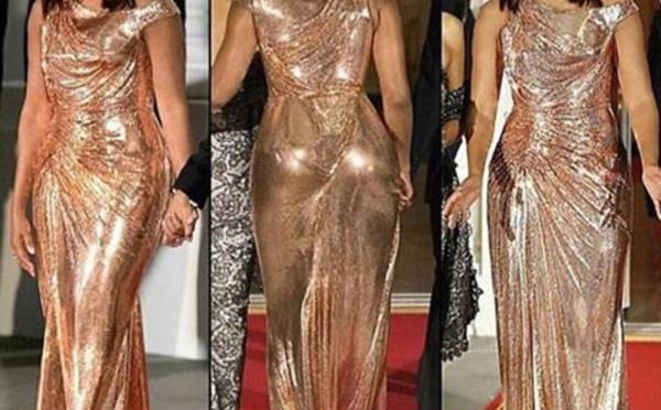 Michelle Obama version 3D