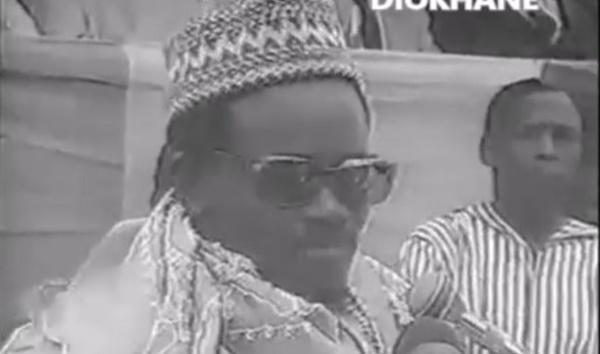 Archive : Une vidéo rare sur  Serigne Sam Mbaye (regardez)