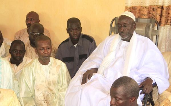 VIDEO: chez Serigne Cheikh Saliou, Magal de Touba 2016.