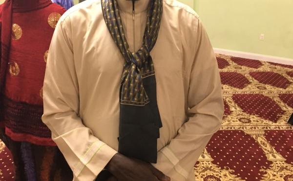 Cheikh Dieng, le technicien du Dahira Seydi El Hadji Malick de New York