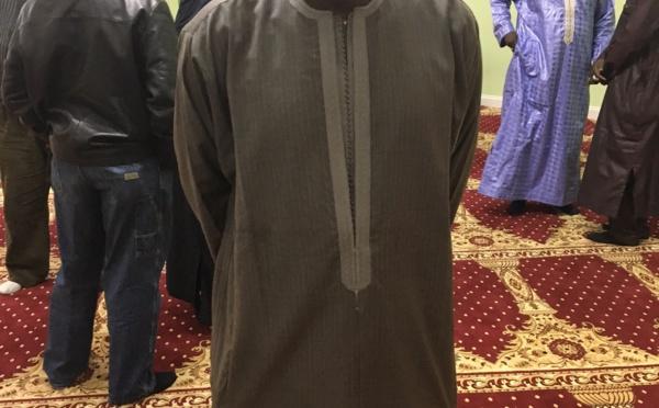 Khadim Diaw, un des membres de l'Association des Sénégalais d'Amérique