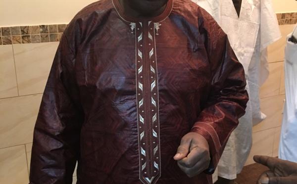 Serigne Mbaye Ndiaye Maoda, l'un des fondateurs de la mosquée El Hadji Malick depuis maintenant 30 ans