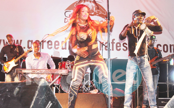 (41 photos) : Les images du Festival Gorée Diaspora