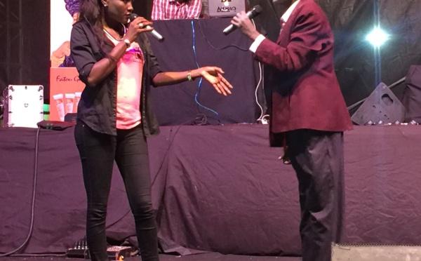 Niatame et Mbaye (Alex Trump) mode délire