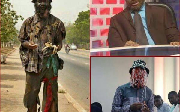 Insolite: Un journaliste ghanéen se déguise pour obtenir des informations !