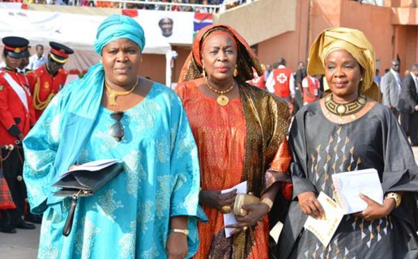 Fatou Diagne Senghor, Directrice Article 19 et la sociologue Fatou Sow Sarr
