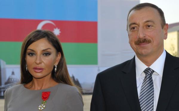 La Première dame nommée vice-présidente de l'Azerbaïdjan par son mari