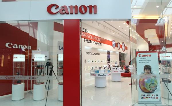 Canon veut conquérir le marché électronique sénégalais et lance son premier showroom