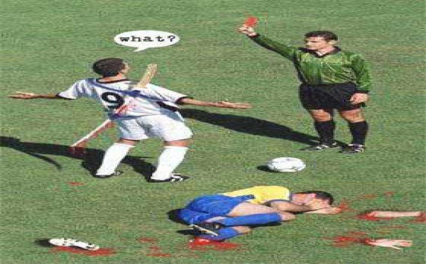 Football insolite