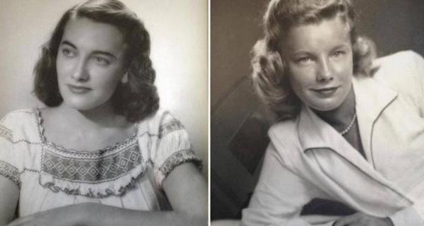 La déchirante histoire de jumelles de 97 ans, mortes le même jour