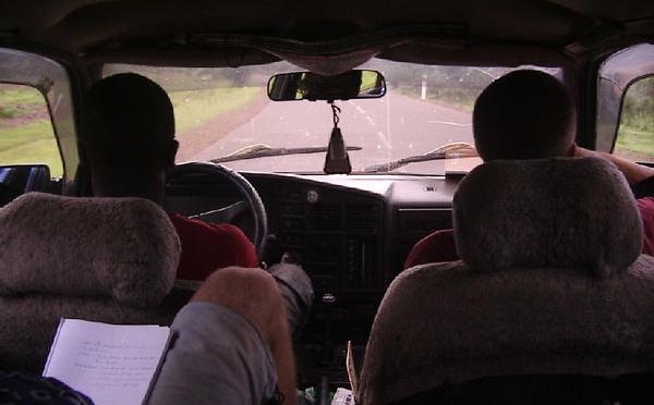 Chauffeur sérieux cherche travail...