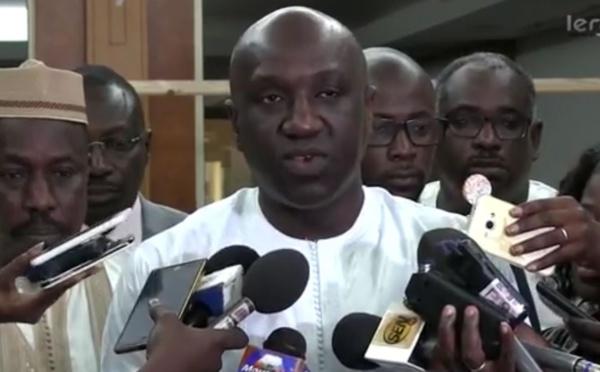 """Cheikh Mbengue : """"la loi sur la Couverture Maladie Universelle au Sénégal est une demande forte"""""""