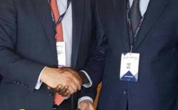 Retombées de la visite de Macky Sall en Suisse: L'UNCCIAS et la CCIG signent un accord de partenariat