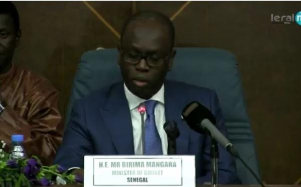 Birima Mangara : « Nous saurons compter sur Moussa Faki Mahamat pour faire avancer l'Afrique dans la voie de la stabilité et du développement »