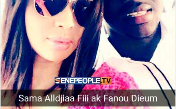 03 Photos: Omaro à sa femme : « Sama Aldiana Fii akk Fanou Dieum… »