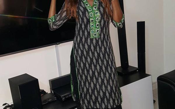"""(05 Photos) Queen Biz change de look et se met en mode """"Vendredi"""""""