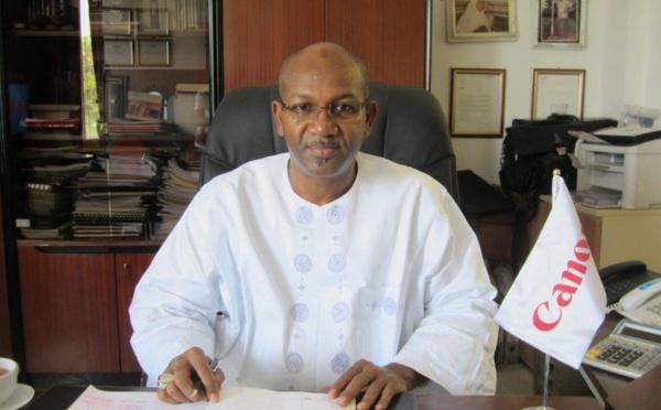 L'importance de la Mission Commerciale du Service Après-Vente CANON (Par M. Mohamd Idrissa BAH, Directeur Général de BISS – Multimédias)