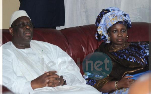 Les images de la présentation de condoléances du président de la République, S.E.M.Macky Sall à Mme Innocence Ntap Ndiaye
