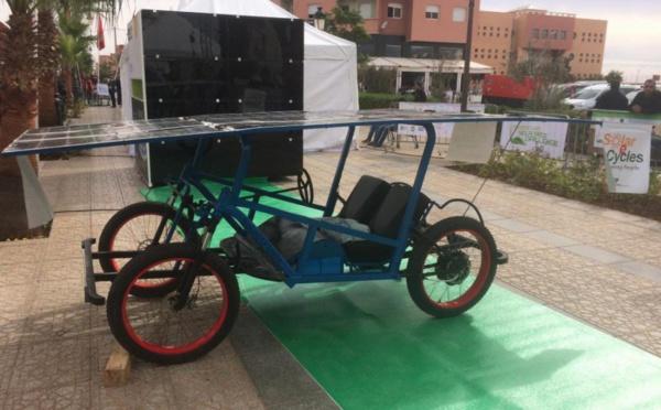 Un véhicule solaire québécois pour l'Afrique