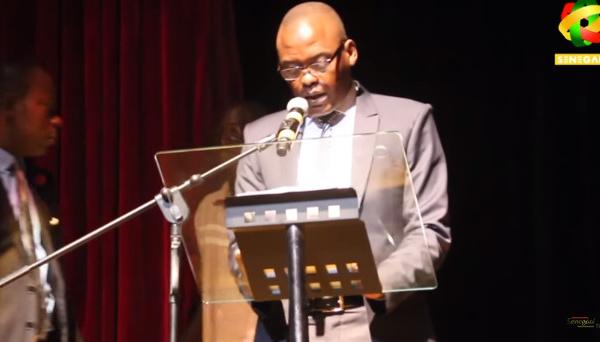 Discours de Ibrahima Mbengue du DG de L'ENSUP au Grand théâtre, lors de la graduation des Etudiants