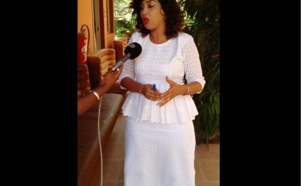"""Djeynaba Seydou Ba au lancement du salon de l'Immobilier: """"Nous avons pas reçu d'aide ou financement de l'État ou du ministère de l'Habitat et on est à 69 millions de budget"""""""