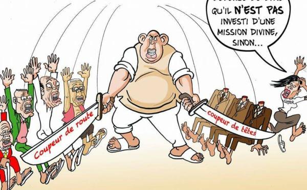 Dissidences à Bby: Attention au sabre coupeur...! (Odia Tribune)