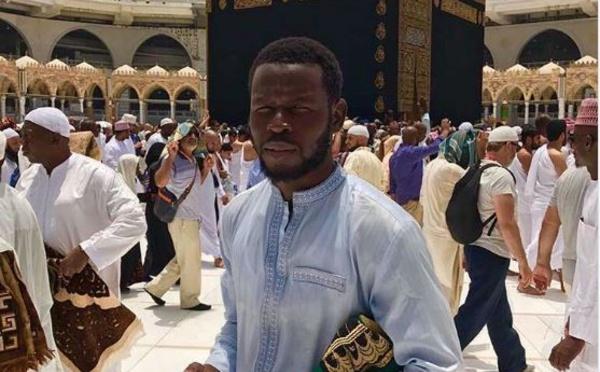 Mame Biram Diouf à la Mecque