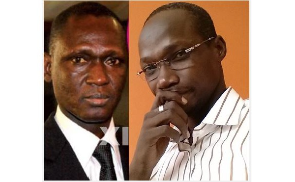 À mon ami, grand frère et défunt patron, Kader Mbacké
